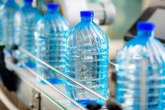 rent vatten för flaska Fotografering för Bildbyråer