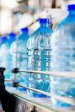 rent vatten för flaska Arkivbild