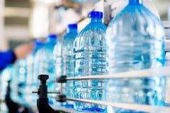 rent vatten för flaska Royaltyfria Bilder