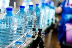 rent vatten för flaska Royaltyfria Foton