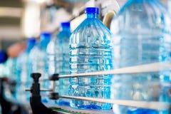 rent vatten för flaska Royaltyfri Foto