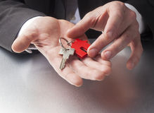 Renting property for business Stock Photos