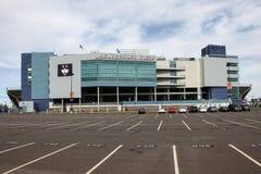 Rentschler Field stadium Stock Photo