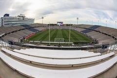 Rentschler Field stadium Royalty Free Stock Photo