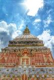 Renu Temple. In Nakorn Panom Thailand stock image
