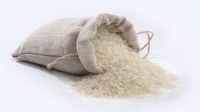 Renvoyer avec du riz Images stock