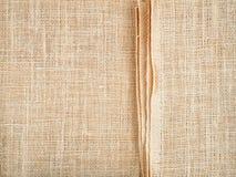 renvoyez le fond de modèle de texture de papier peint de tissu en blanc et le GR Image stock