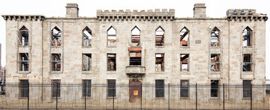 Renwick Smallpox Hospital Royalty Free Stock Photos