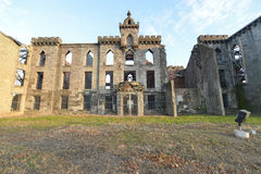 Renwick Smallpox Hospital, Roosevelt Island, New York Royalty Free Stock Photos