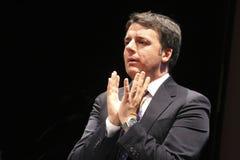 Renzi του Matteo, Ιταλία στοκ εικόνα