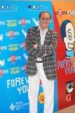 Renzo Arbore al Giffoni Film Festival 2013 Royalty Free Stock Photos