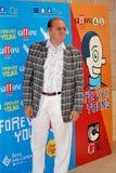 Renzo Arbore al Giffoni Film Festival 2013 Stock Photo
