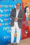 Renzo Arbore al Giffoni Film Festival 2013 Stock Image