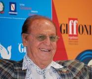 Renzo Arbore al Giffoni Film Festival 2013 Royalty Free Stock Images