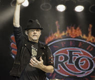 REO Speedwagon Neil Doughty Royalty Free Stock Photo