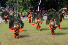 Reog Ponorogo Royalty Free Stock Photography