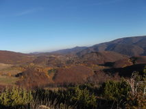 Reon河Neretvica 库存图片
