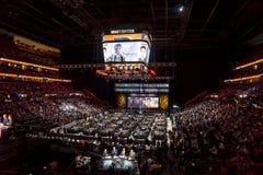 2015 repêchage de la ligue nationale de hockey - Ivan Provorov - 7ème sélection Photographie stock
