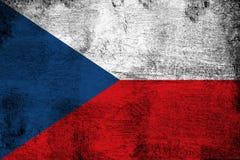 República checa ilustração stock