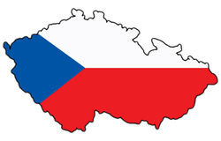 República checa Fotografia de Stock Royalty Free