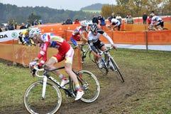 República checa ciclo 2012 da cruz UCI Imagens de Stock