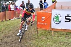 República checa ciclo 2012 da cruz UCI Imagem de Stock