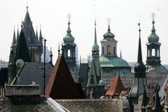 República Checa de Praga Imagen de archivo libre de regalías