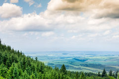 República Checa, Korycany - Moravia Fotos de Stock Royalty Free