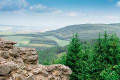 República Checa, Korycany - Moravia Fotos de Stock
