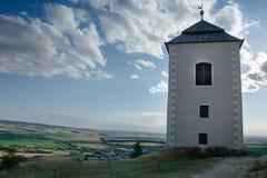 República Checa - maneira da cruz, Mikulov Fotos de Stock Royalty Free