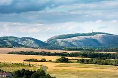 República Checa, Mikulov Imagem de Stock