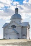 República Checa, Mikulov - monte santamente Imagens de Stock Royalty Free