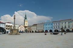 República Checa, Novy Jicin Imagenes de archivo