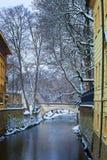 República Checa, Pague, Charles Bridge Imagen de archivo