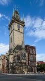 República checa praga Câmara municipal velha Imagem de Stock Royalty Free