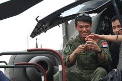 República da casa aberta 2011 da força aérea de Singapore Fotos de Stock