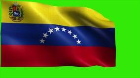 República de Bolivarian de Venezuela, Republica Bolivariana de Venezuela, bandera venezolana, bandera de Venezuela - LAZO ilustración del vector