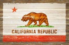 República de California Imagen de archivo libre de regalías