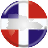 República Dominicana ilustración del vector