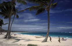 REPÚBLICA DOMINICANA DEL MAR DE AMÉRICA CARIBBIAN Imagen de archivo