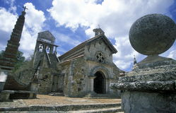 REPÚBLICA DOMINICANA DEL MAR DE AMÉRICA CARIBBIAN imagenes de archivo