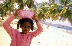 REPÚBLICA DOMINICANA DEL MAR DE AMÉRICA CARIBBIAN Fotos de archivo libres de regalías