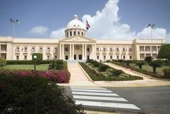 República Dominicana del palacio Foto de archivo