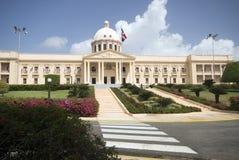 República Dominicana del palacio Imágenes de archivo libres de regalías