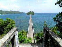 República Dominicana del puente de Samana Imagen de archivo
