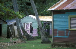 REPÚBLICA DOMINICANA DO MAR DE AMÉRICA CARIBBIAN Imagem de Stock Royalty Free