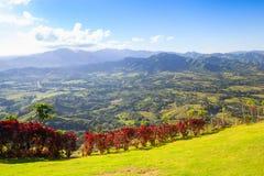 República Dominicana, foto natural da paisagem fotografia de stock royalty free