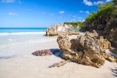 República Dominicana, ilha de Hispaniola imagem de stock royalty free