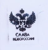República popular de Donetsk Imagenes de archivo