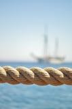 Rep och skepp Arkivbilder